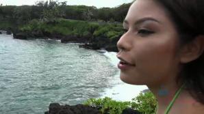 Sami takes a naughty tour around the island.